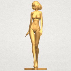 Plan 3D Sexy Girl 04, Miketon