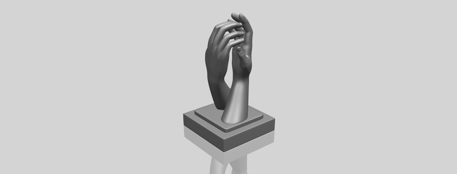 TDA0757_Hands_02A00-1.png Download free STL file Hands 02 • Model to 3D print, GeorgesNikkei