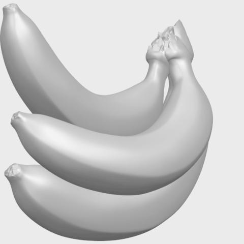 07_TDA0553_BananaA05.png Download free STL file Banana 01 • 3D printer design, GeorgesNikkei