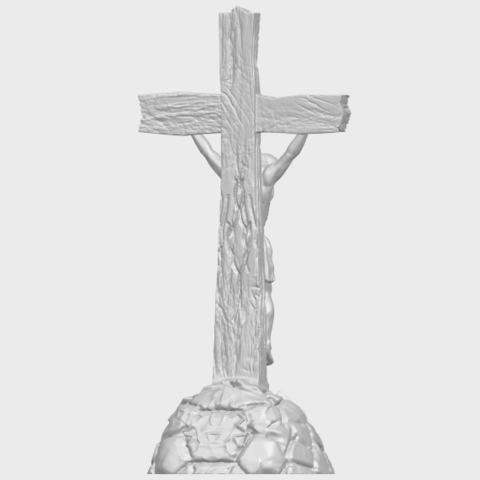 12_TDA0229_Jesus_with_cross_ii_88mmA07.png Download free STL file Jesus with cross 02 • Template to 3D print, GeorgesNikkei