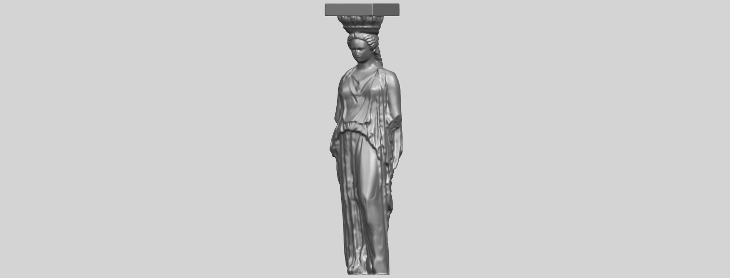19_Pose_with_Girl_80mmA02.png Download free STL file Pose with Girl • 3D printable template, GeorgesNikkei