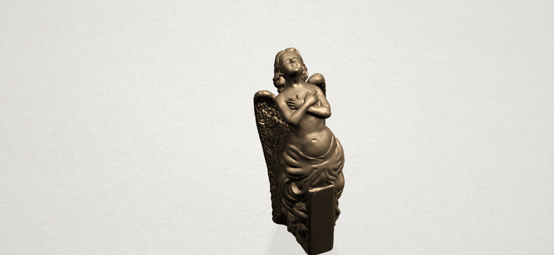 Angel (iii) A05.png Download free STL file Angel 03 • 3D printable object, GeorgesNikkei