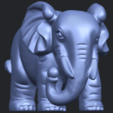 Free 3D printer files Elephant 03, GeorgesNikkei