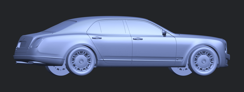 TDB004_1-50 ALLA06.png Download free STL file Bentley Arnage 2010 • 3D printing template, GeorgesNikkei