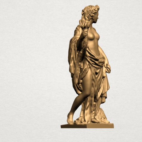 Artemis (i) - A07.png Download free STL file Artemis 01 • Template to 3D print, GeorgesNikkei