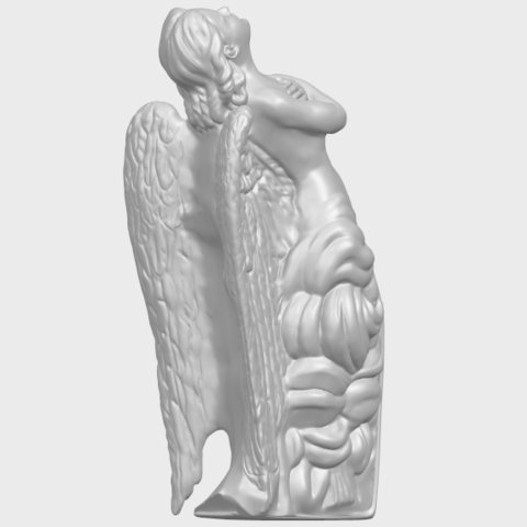 04_Angel_iii_88mmA08.png Download free STL file Angel 03 • 3D printable object, GeorgesNikkei
