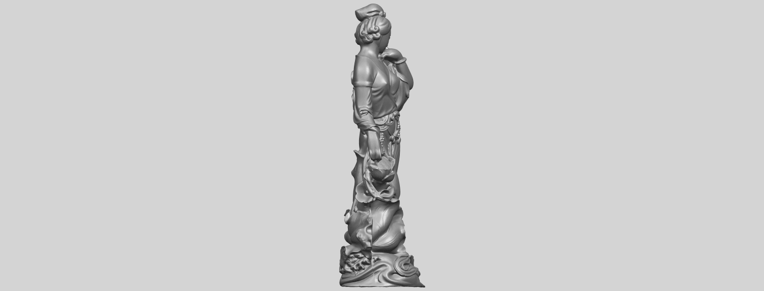 06_TDA0449_Fairy_04A09.png Download free STL file Fairy 04 • Object to 3D print, GeorgesNikkei