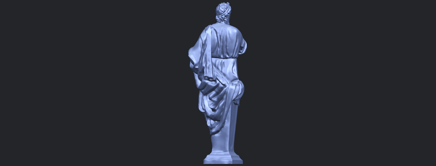 06_TDA0460_Plato_ex1900B07.png Download free STL file Plato • 3D printing template, GeorgesNikkei
