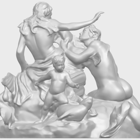 28_TDA0166_Naked_Couple_viA05.png Download free STL file  Naked Couple 06 • 3D printing object, GeorgesNikkei