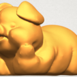 A10.png Download free STL file Pig 01 • 3D printing object, GeorgesNikkei
