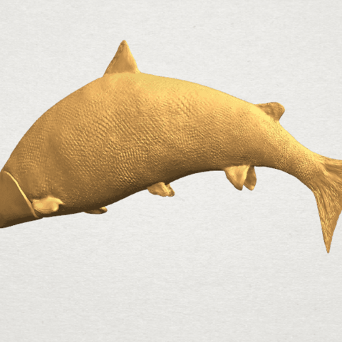 TDA0598 Fish 04 A02.png Download free STL file  Fish 04 • 3D printable object, GeorgesNikkei
