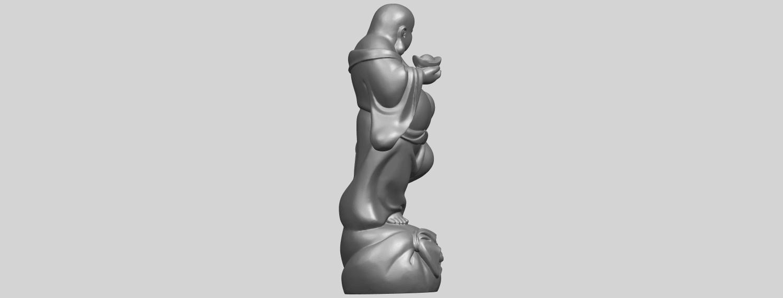 03_Metteyya_Buddha_04_88mmA09.png Download free STL file Metteyya Buddha 04 • 3D printable object, GeorgesNikkei