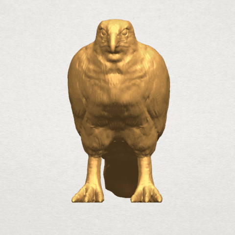 TDA0599 Eagle 02 A06.png Download free STL file Eagle 02 • 3D printable design, GeorgesNikkei