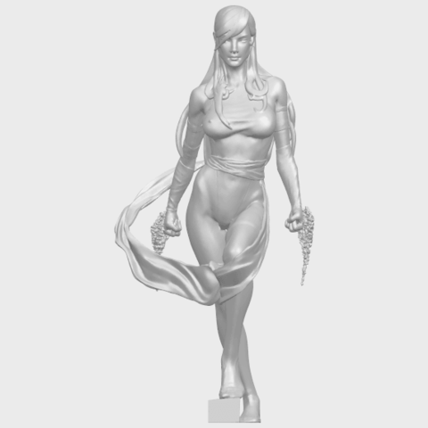 07_TDA0476_Beautiful_Girl_10A01.png Download free STL file Beautiful Girl 10 • 3D printable design, GeorgesNikkei