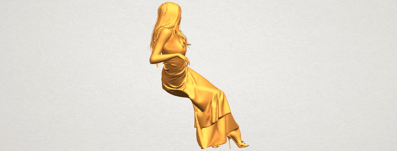 A09.png Télécharger fichier STL gratuit Fille Nue I02 • Objet à imprimer en 3D, GeorgesNikkei