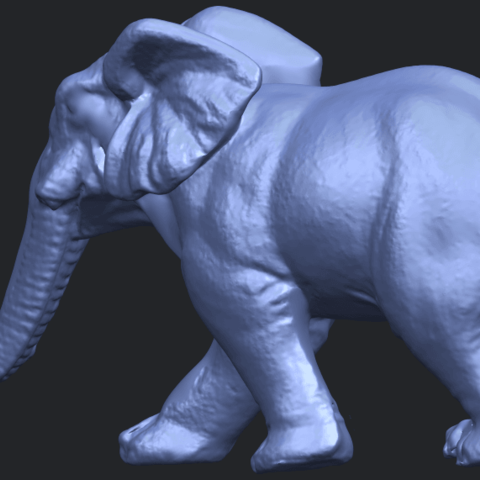 07_Elephant_01_92.6mmB02.png Download free STL file Elephant 01 • 3D printer design, GeorgesNikkei