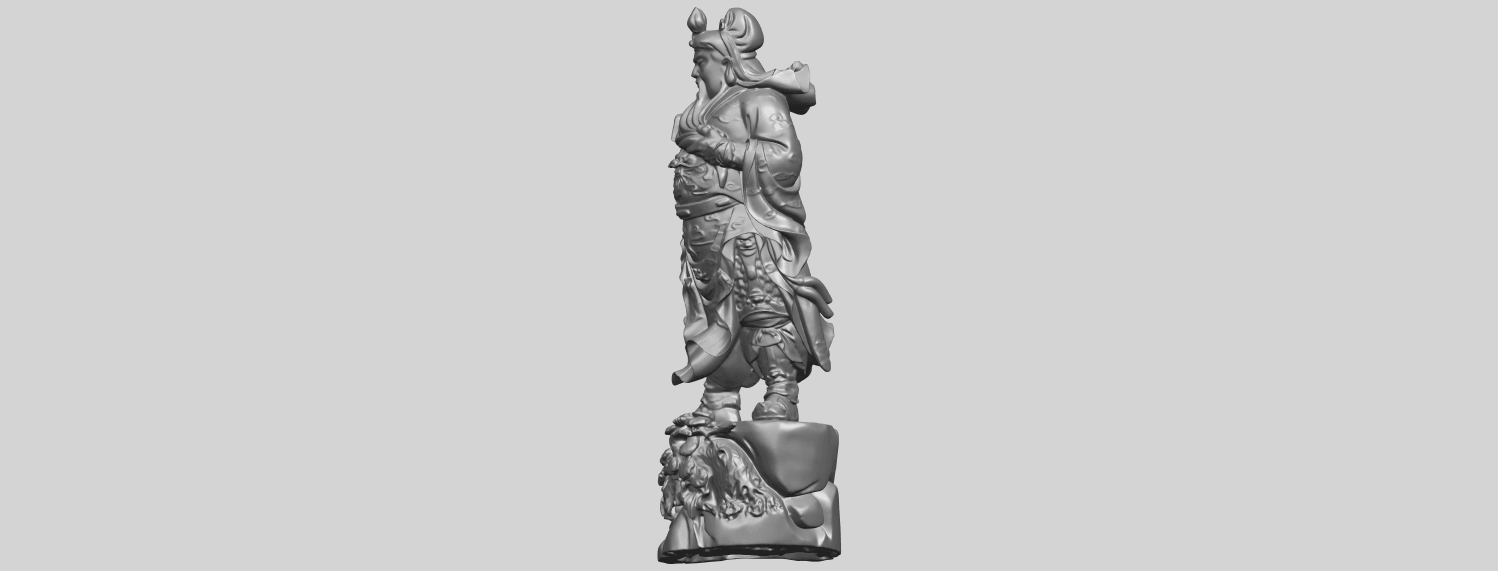 06_TDA0241_Guan_Gong_iiA04.png Download free STL file Guan Gong 02 • 3D printing template, GeorgesNikkei