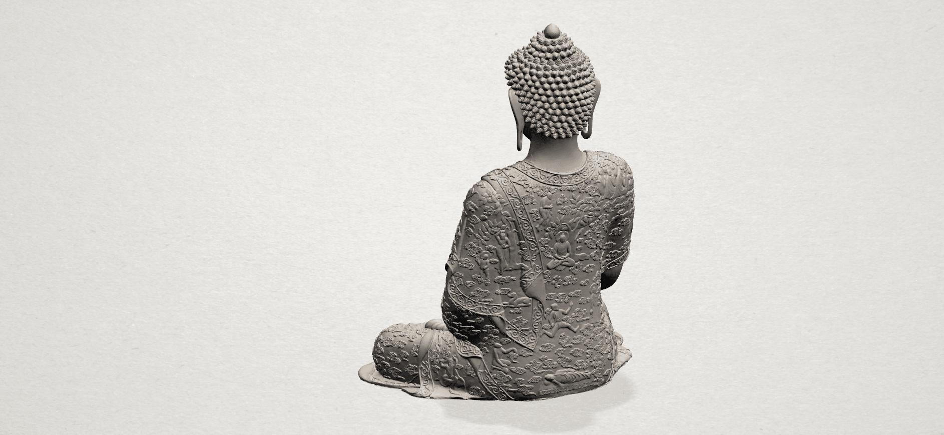 Thai Buddha(i) B01.png Download free STL file Thai Buddha (i) • Model to 3D print, GeorgesNikkei