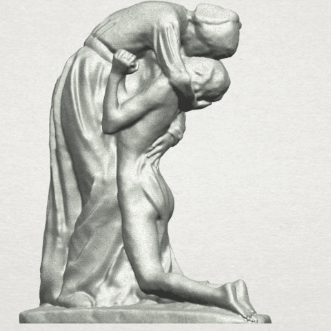 TDA0272 Forgive (rough) A06.png Download free STL file Forgive • 3D printing model, GeorgesNikkei