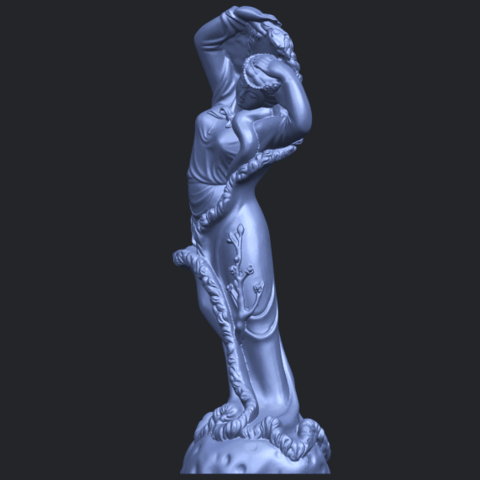 08_TDA0450_Fairy_05B02.png Download free STL file Fairy 05 • 3D print model, GeorgesNikkei