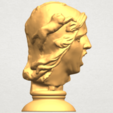 A09.png Download free STL file Bust of Shock • 3D print object, GeorgesNikkei