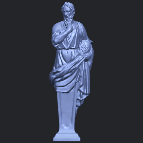 06_TDA0460_Plato_ex1900B01.png Download free STL file Plato • 3D printing template, GeorgesNikkei