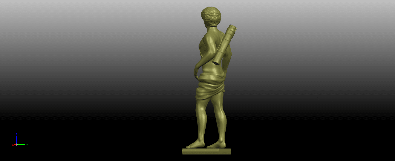 05.png Download free STL file Michelangelo 02 • Template to 3D print, GeorgesNikkei