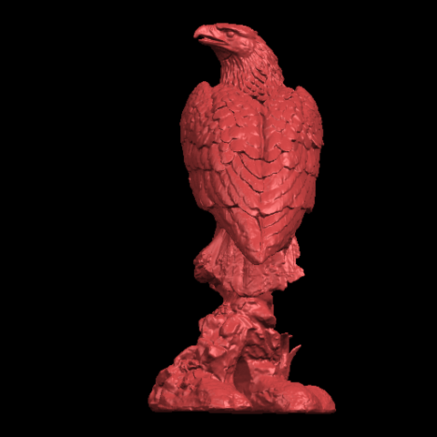 06.png Download free STL file Eagle 01 • 3D printing design, GeorgesNikkei