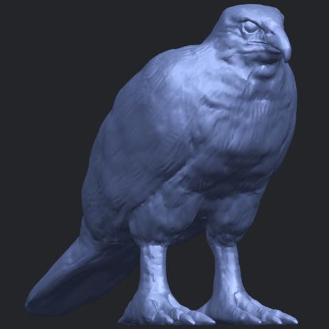 12_TDA0599_Eagle_02B08.png Download free STL file Eagle 02 • 3D printable design, GeorgesNikkei