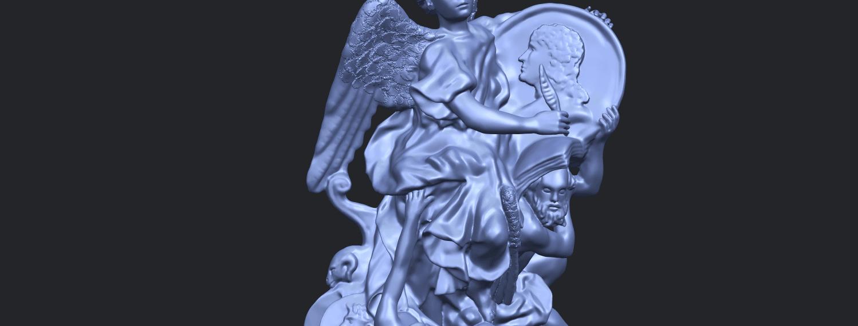 17_TDA0206_Angel_viA10.png Télécharger fichier STL gratuit Ange 06 • Modèle pour imprimante 3D, GeorgesNikkei
