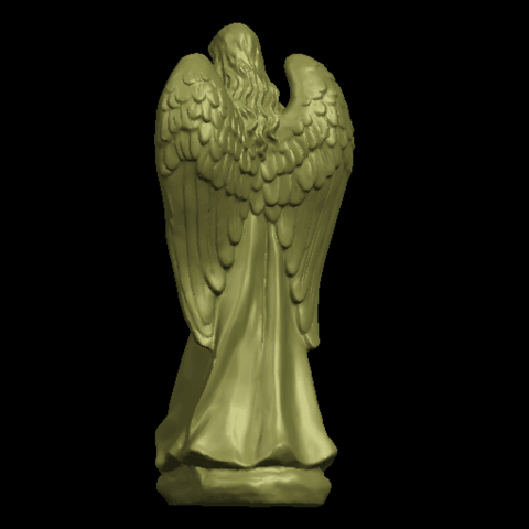04.png Download free STL file Angel 01 • 3D printer object, GeorgesNikkei