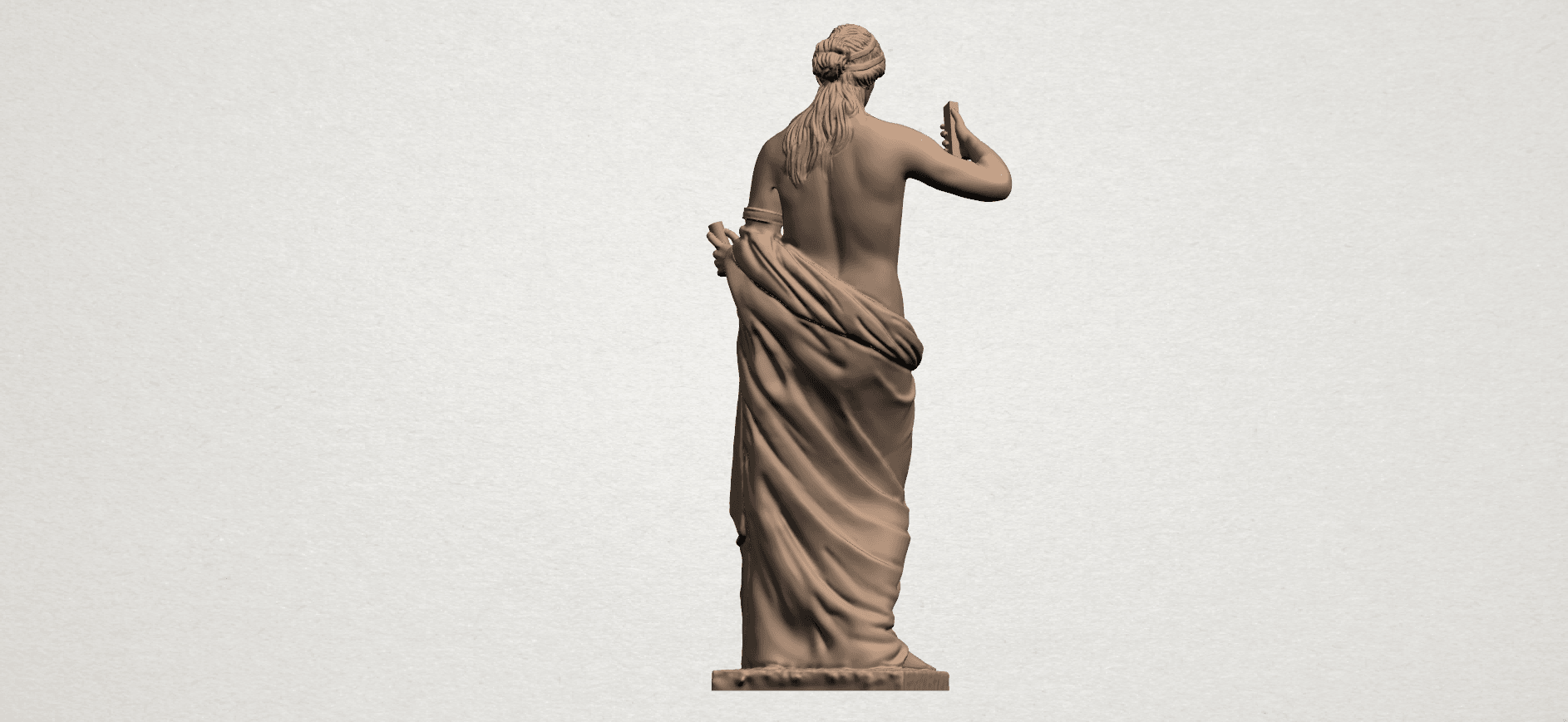 Naked Girl (xi) A05.png Download free STL file Naked Girl 11 • 3D printable model, GeorgesNikkei