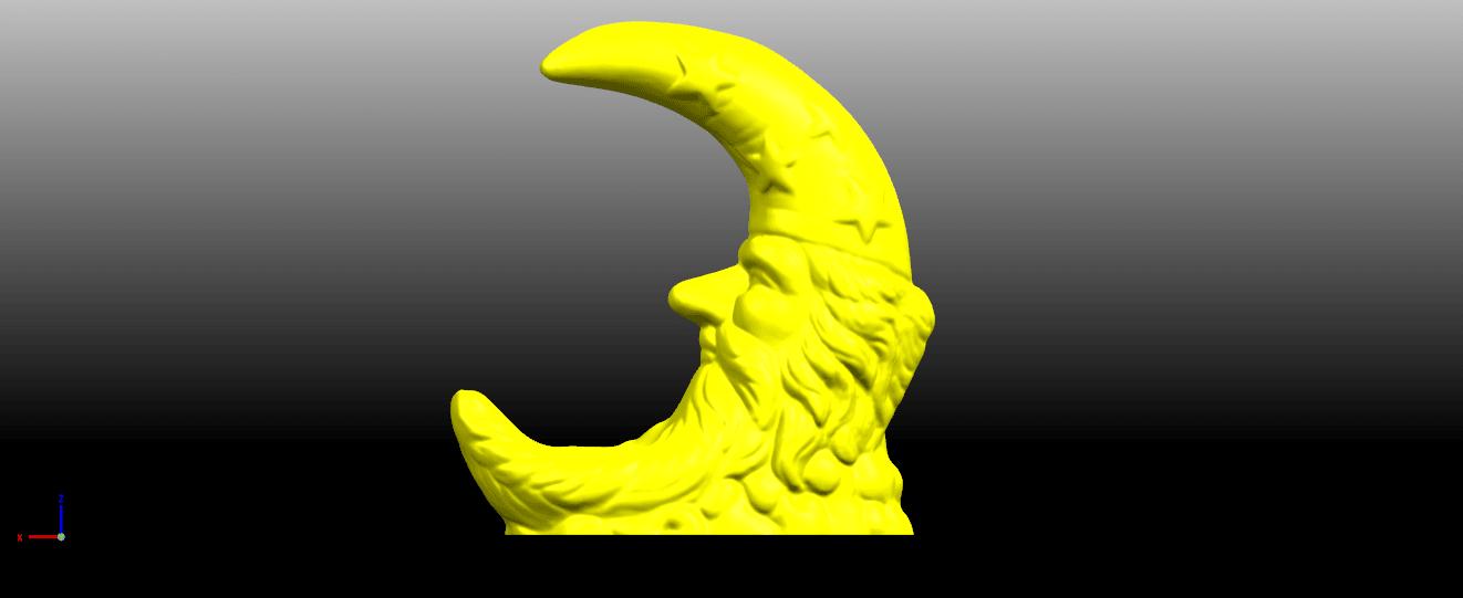 06.png Télécharger fichier STL gratuit Lune • Design pour impression 3D, GeorgesNikkei