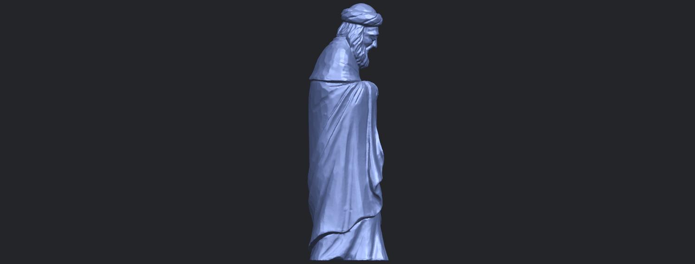 26_Sculpture_of_Arabian_88mm-B08.png Download free STL file Sculpture of Arabian • 3D print template, GeorgesNikkei