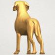 Télécharger objet 3D gratuit Chien de taureau 06, GeorgesNikkei