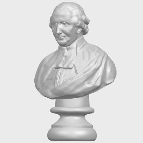 24_TDA0620_Sculpture_of_a_head_of_man_02A02.png Télécharger fichier STL gratuit Sculpture d'une tête d'homme 02 • Design à imprimer en 3D, GeorgesNikkei