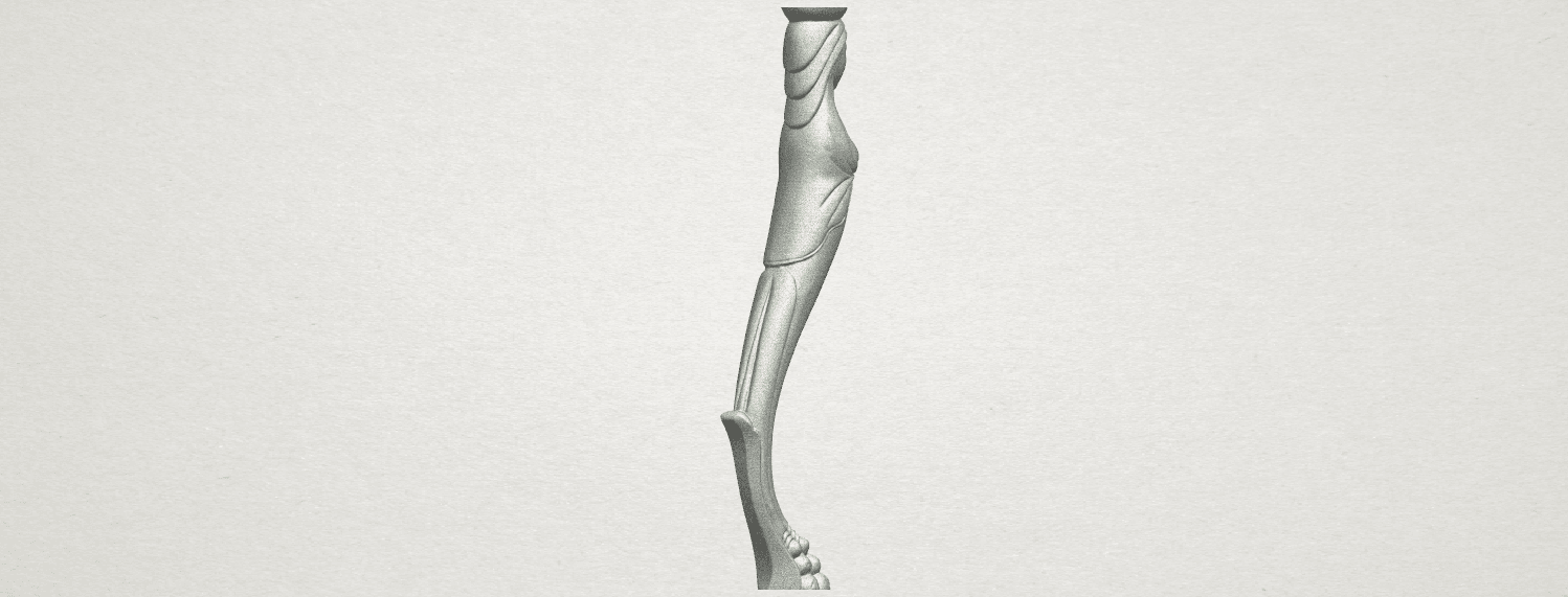 TDA0263 Table Leg (i) A04.png Download free STL file Table Leg 01 • Design to 3D print, GeorgesNikkei