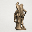 Download free 3D printer designs Naked Man with Eagle, GeorgesNikkei