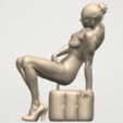 TDA0285 Naked Girl B02 06.png Download free STL file  Naked Girl B02 • 3D printer model, GeorgesNikkei