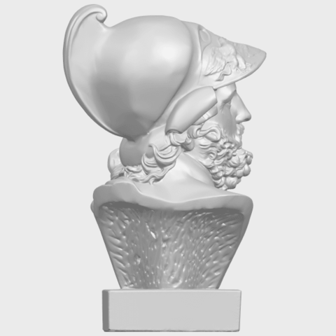 14_TDA0244_Sculpture_of_a_head_of_manA08.png Download free STL file Sculpture of a head of man • 3D printable design, GeorgesNikkei