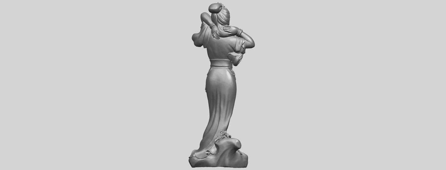 18_TDA0447_Fairy_02A07.png Download free STL file Fairy 02 • 3D printing object, GeorgesNikkei