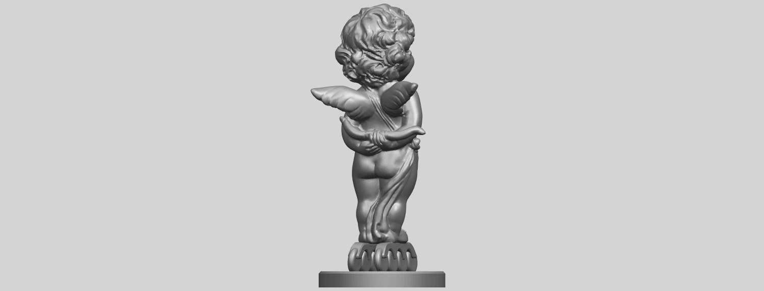 15_TDA0478_Angel_Baby_01A07.png Download free STL file Angel Baby 01 • 3D print template, GeorgesNikkei