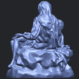 05_TDA0238_La_PietaB05.png Télécharger fichier STL gratuit La Pieta • Modèle pour impression 3D, GeorgesNikkei