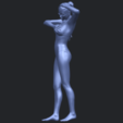 16_TDA0633_Naked_Girl_D03-B04.png Download free STL file Naked Girl D03 • 3D printing template, GeorgesNikkei