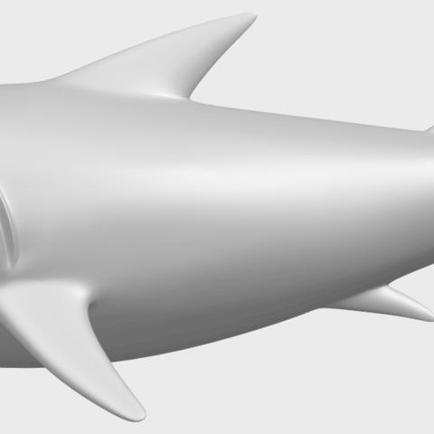 17_TDA0486_SharkA01.png Download free STL file Shark • 3D print design, GeorgesNikkei