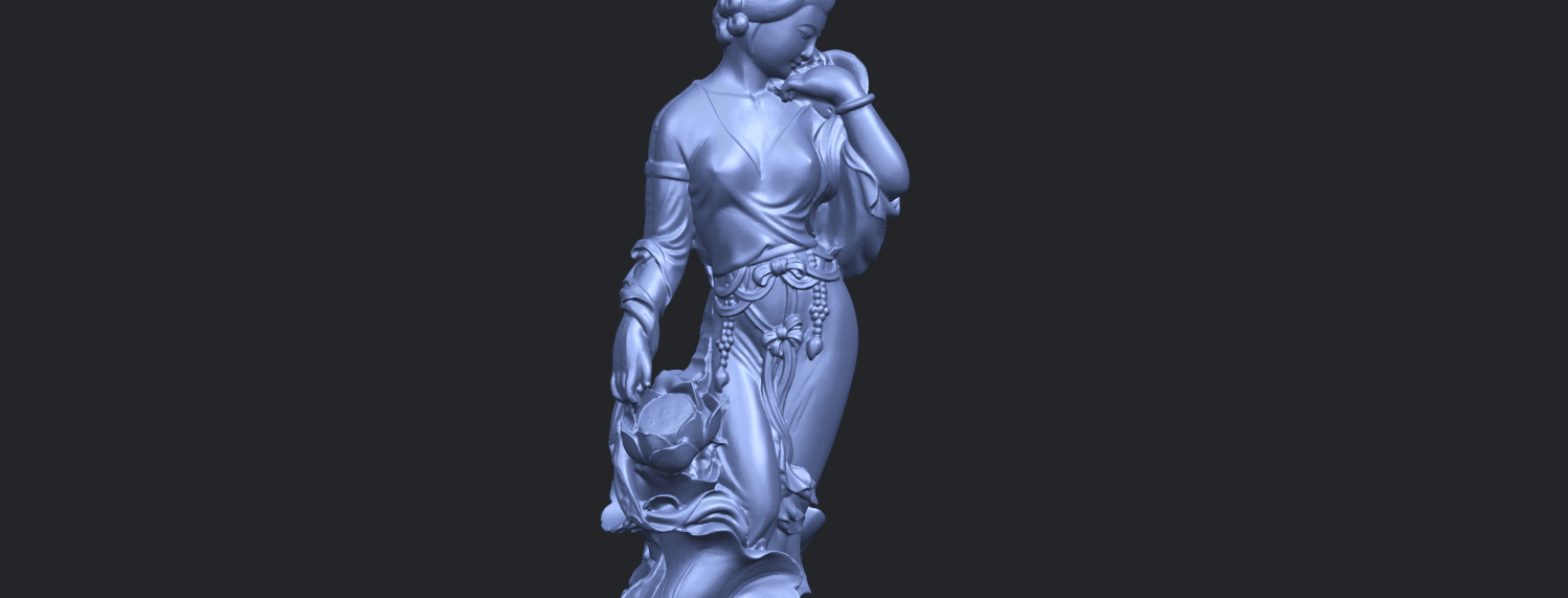 08_TDA0200_Asian_Girl_03_88mmA10.png Download free STL file Asian Girl 03 • 3D printable template, GeorgesNikkei
