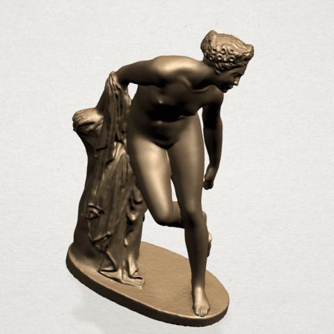 Naked Girl (v) A10.png Download free STL file Naked Girl 05 • 3D printer design, GeorgesNikkei
