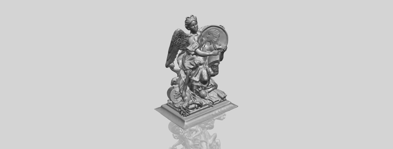 17_TDA0206_Angel_viA00-1.png Télécharger fichier STL gratuit Ange 06 • Modèle pour imprimante 3D, GeorgesNikkei