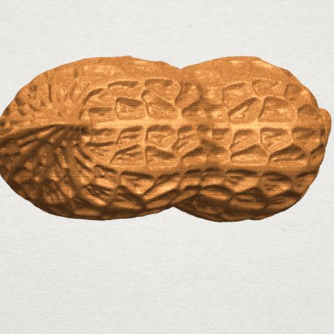 TDA0327 Peanut A04.png Download free STL file Peanut • 3D printer model, GeorgesNikkei