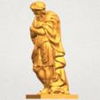 A03.png Télécharger fichier STL gratuit Sculpture - Hiver 02 • Design pour impression 3D, GeorgesNikkei